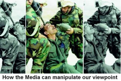 Hur media kan välja att vinkla
