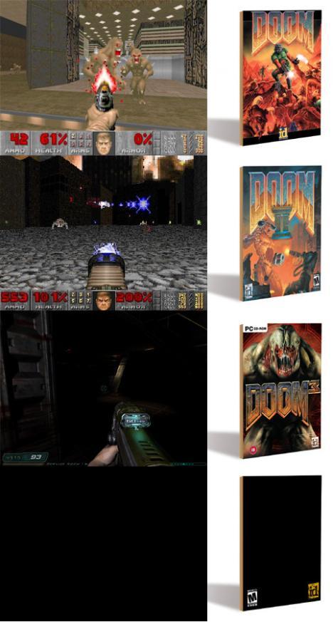 Det ser mörkt ut för Doom 4
