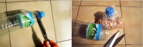 Så försluter du en plastpåse på ett smart sätt