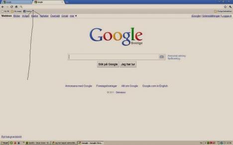 Hjälp ! adress fältet har försvunnit i Chrome =/