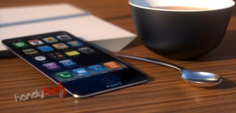 Bild nya iphone 5 ...