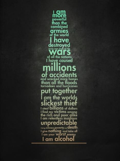 Sanna ord om alkohol