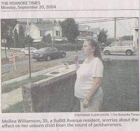 Orolig förälder - fail