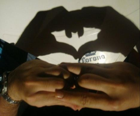 Batman-händer