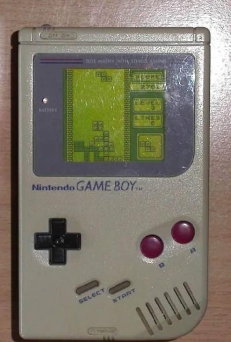 Tetris-porr
