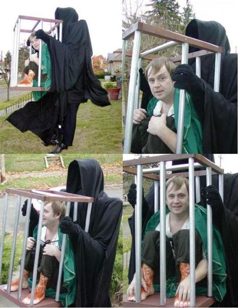 Cool Halloween-kostym