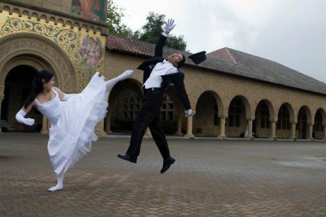 Världens bästa bröllopsfoto?