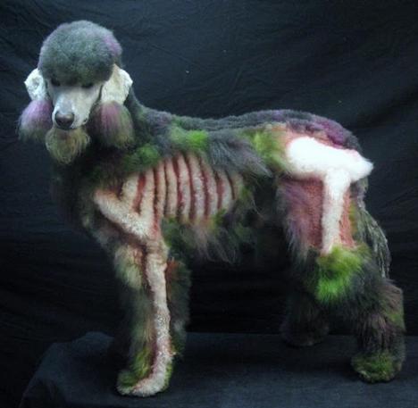 Zombie-hund