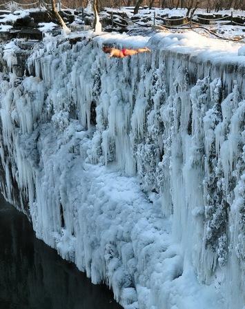 Vinterd(h)opp extreme...