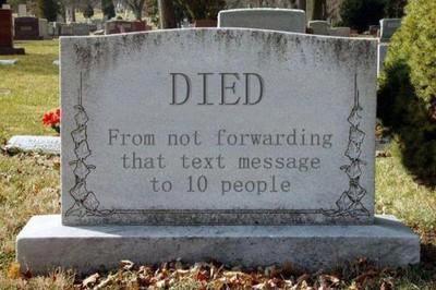 Dödligheten på internet