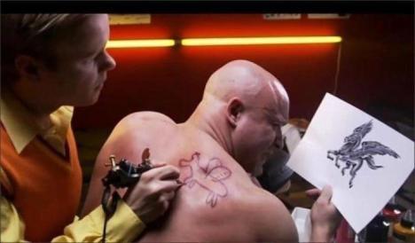 Modig tatuerare
