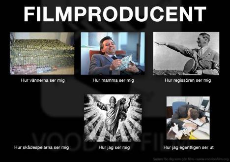 Hur filmproducenten ser sig själv