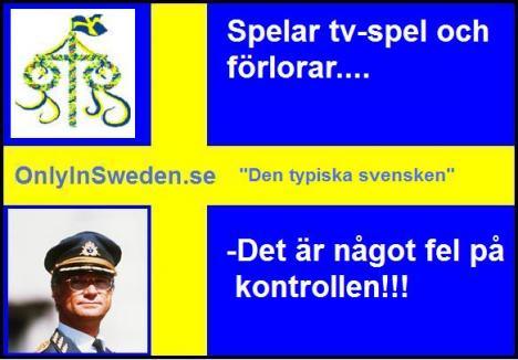 Så sant om oss svenskar