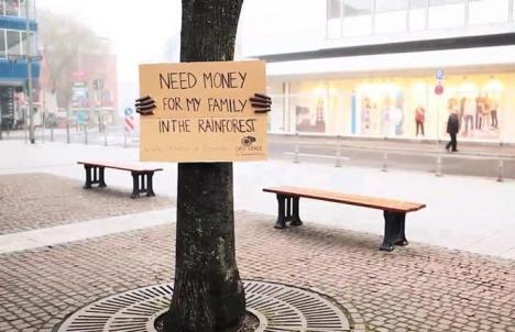 En tiggare ingen kan motstå