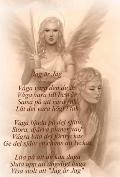 Bli medium /änglar finns