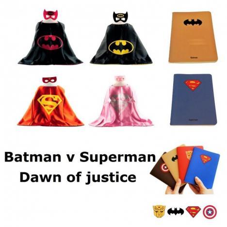 Batman, Superman och påskkärringar