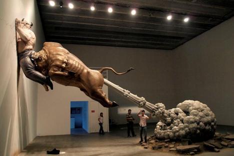 Fantastisk skulptur