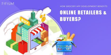 Hvordan en Supermarkeds App Gavner en Online Forha