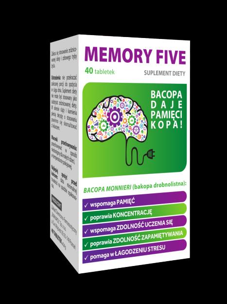 Så här ser den ut, Memory Five