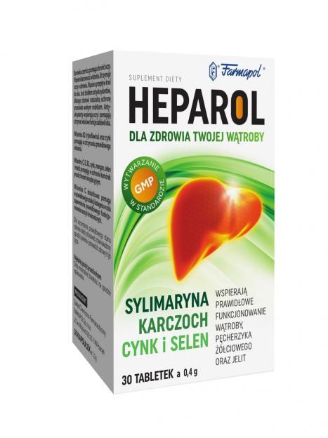 Heparol, Äntligen rätt kombination i en tablett