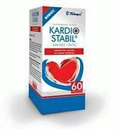 Kardio stabil rätt sort hagtorn + magnesium