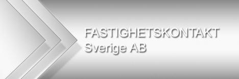 Fastighetskontakt Sverige AB