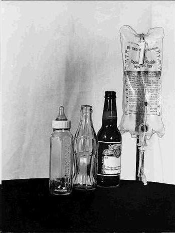 Livet i flaskor