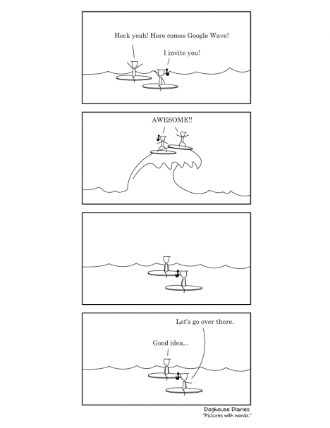 Kommer ni ihåg Google Wave?