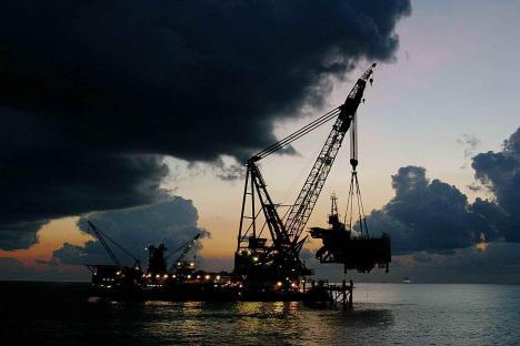 Tycker du att oljeplattformar är stora?
