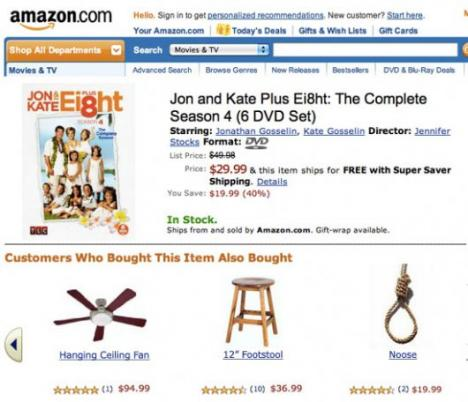 Folk som köpt John & Kate + Ei8ht har även köpt...